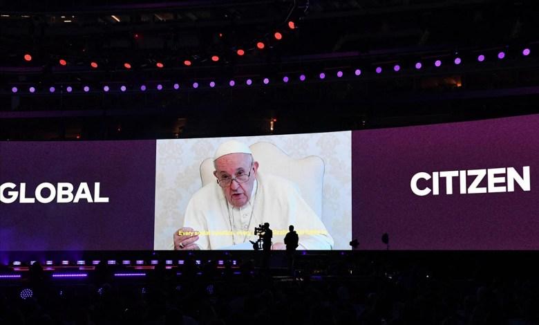 Papa Francisco pide suspender las patentes de las vacunas anticovid 1