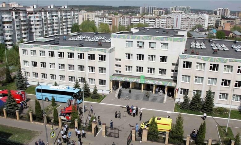 Tiroteo en colegio ruso deja al menos nueve fallecidos 1