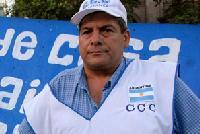 Photo of La corriente Clasista Combativa realizó una jornada de protesta