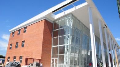 Photo of Continúa la construcción del edificio municipal