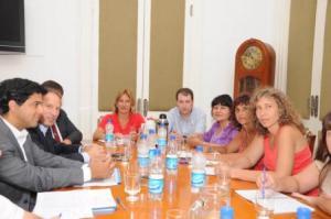 Reunión docente