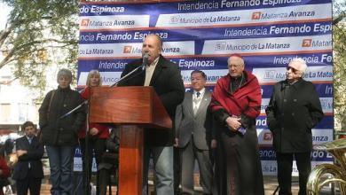Photo of San Justo: Acto de homenaje al General José de San Martín