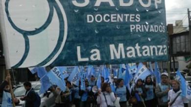 Photo of El SADOP denuncia que muchos empleadores de escuelas privadas están generando un clima hostil y conflictivo en las instituciones educativas