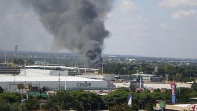 Photo of Tapiales: Voraz incendio en el Mercado Central