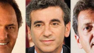 Photo of Palpitando las PASO:Daniel Scioli lidera un encuesta nacional