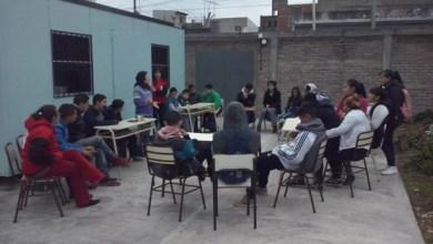 Photo of La Tablada  Escuela secundaria reclama la construcción del edificio