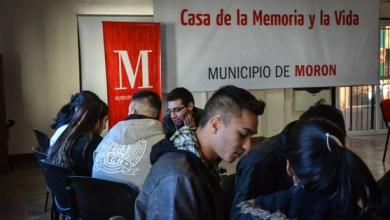 Photo of Morón  Taller Formación de Derecho al Trabajo
