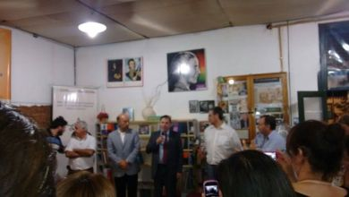 Photo of Vicecanciller Inaugura Biblioteca Nestor Kirchner