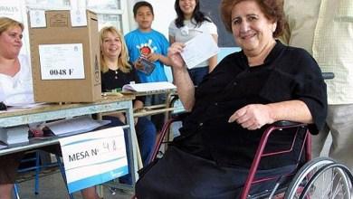Photo of Rosario: Capacitación Para El Voto Accesible De Personas Con Discapacidad