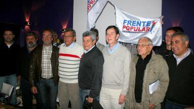 Photo of San Justo: Conferencia De Prensa Del Frente Popular