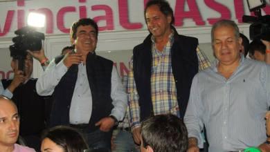 Photo of Elecciones 2015: Scioli Volvió A Apuntalar La Precandidatura De Espinoza