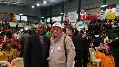 Photo of Juan Carlos Alderete En El Encuentro Mundial De Movimientos Populares