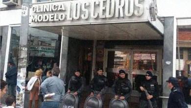 Photo of TRAS LA MUERTE: Nueva Marcha Contra La Clínica Los Cedros San Justo