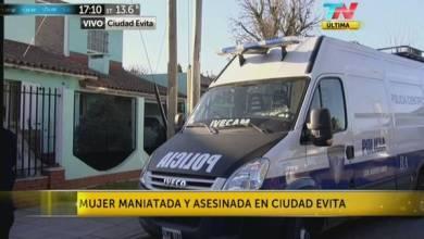 Photo of Ciudad Evita: Hallaron muerta y maniatada a una mujer en su casa