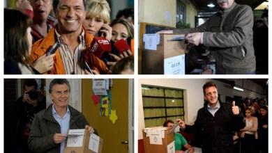 Photo of Elecciones 2015: Macri, Massa, Scioli Y Aníbal, El Resumen De Las PASO