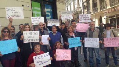 Photo of La Matanza:  Dirigentes matanceros denunciaron a Aníbal Fernández por discriminación