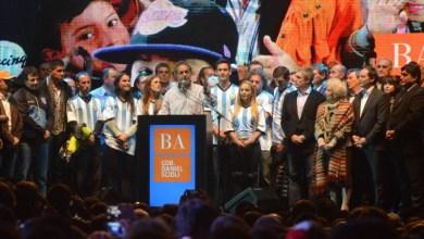 Photo of Mar del Plata: Scioli presidió la inauguración de los Juegos BA 2015