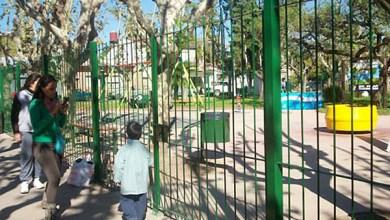 Photo of Informe: plazas enrejadas ¿se protege el espacio público? (*)