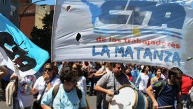 Photo of La Matanza: La CTA local llama a votar a Scioli en el balotaje