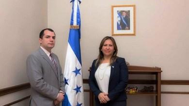 Photo of Internacional: entrevista a la nueva embajadora hondureña Ivonne Bonilla