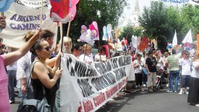 Photo of San Justo: Jornada de actividades contra la violencia hacia la mujer