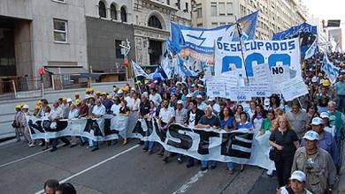 Photo of Movilización: La CCC marchó a Capital para reclamar medidas sociales