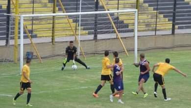 Photo of Fútbol local:Almirante Brown jugó su primer amistoso