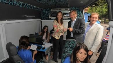 Photo of Frigerio y Vidal pusieron en marcha un operativo de documentación en La Plata