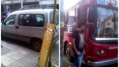 Photo of SanJusto:Colisionaron un colectivo y una camioneta