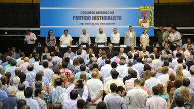 Photo of Congreso PJ:Camino a la unidad se aprobó la Junta Electoral del Partido