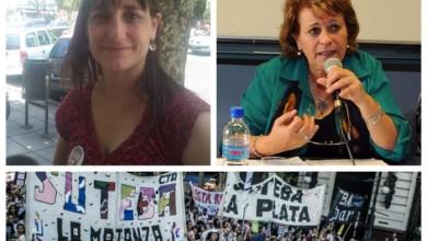 """Photo of Paritaria docente,Romina del Pla: """"El aumento ofrecido es una burla"""""""