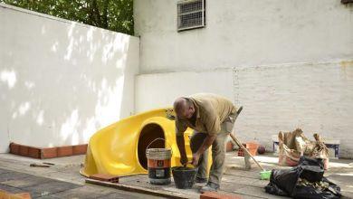 Photo of Morón:Realizan obras en los jardines de infantes y maternales