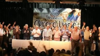 Photo of San Justo: El movimiento obrero se unió para ponerle freno a los despidos
