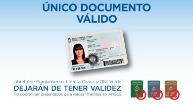 Photo of Aumento:Tramitar el DNI cuesta ahora 60 pesos