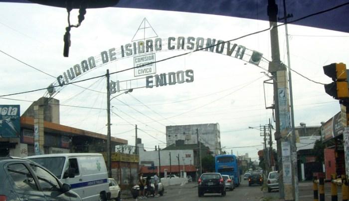 isidro casnova