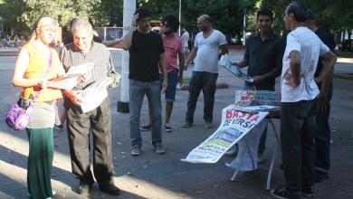 Photo of Ramos Mejía:Trabajadores de Tiempo Argentino contra el vaciamiento del diario