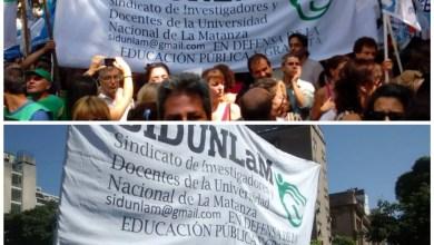 Photo of San Justo:Suman 26 los docentes de la carrera de medicina despedidos de la UNLaM