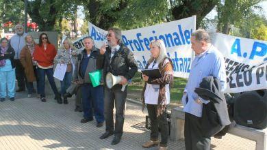 Photo of San Justo:Nueva asamblea pública de la APS en la Plaza Central