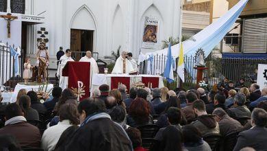 Photo of Catedral de San Justo:Misa por el Día del Trabajador