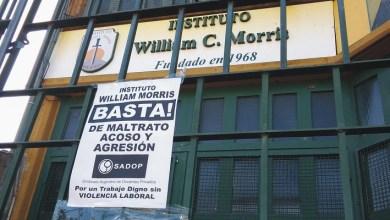 Photo of Violencia laboral:Denuncia del SADOP contra los propietarios del William Morris