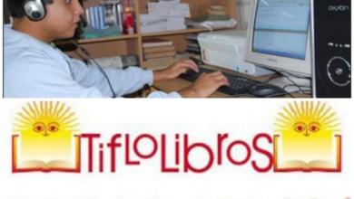 Photo of Discapacidad:Tiflolibros lanzó una aplicación para acceder a libros desde sistema Android