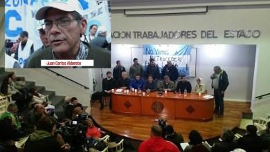 Photo of Denuncia penal:Amplia solidaridad con Juan Carlos Alderete
