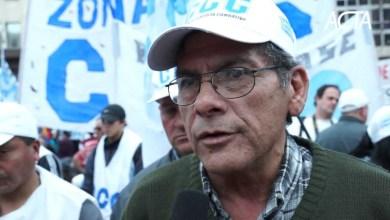Photo of Corriente Clasista y Combativa: «Basta de amenazas a Juan Carlos Alderete»