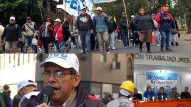 Photo of CCC:Anuncian jornada de lucha por amenazas a Juan Carlos Alderete