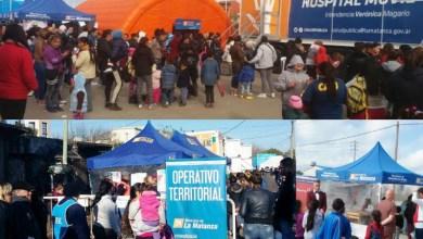Photo of Servicio:Operativo DNIy trámites frente a la estación de González Catán