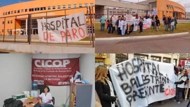 Photo of Ciudad Evita: Denuncian déficit de profesionales en el Hospital Alberto Balestrini