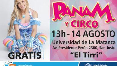 Photo of UNLaM: Panam vuelve a La Matanza para festejar el Día del Niño