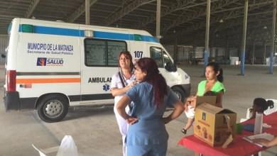 Photo of Móvil Sanitario: Hoy se inicia la Campaña de Vacunación para la Familia