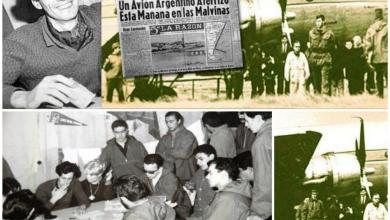 Photo of Malvinas: «Cinco décadas, rumbo uno cero cinco, 18 Cóndores hacia las islas»