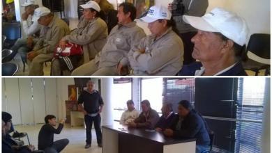 """Photo of San Justo, Juan Carlos Alderete: """"Quieren destruir nuestras organizaciones sociales"""""""